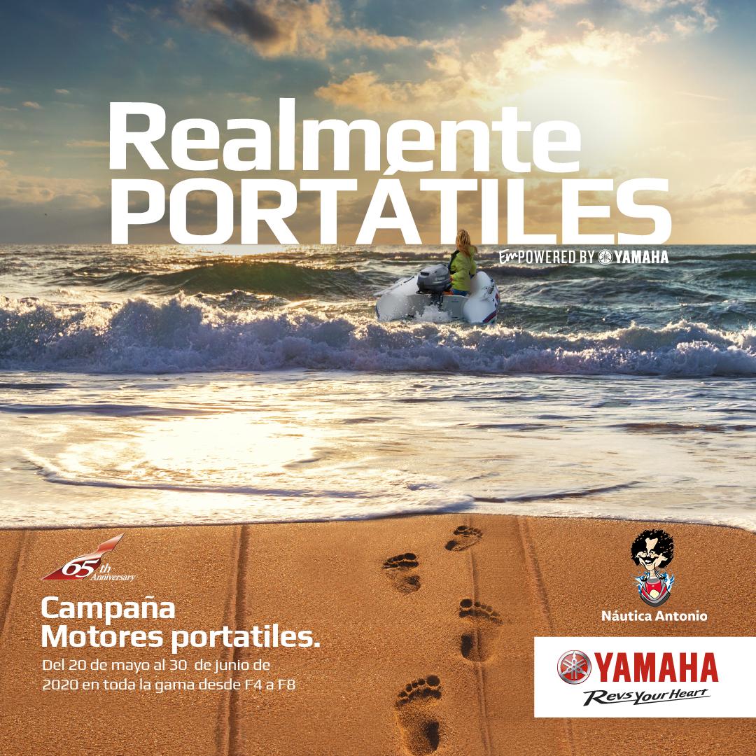 Yamaha 2020 repowering campaign