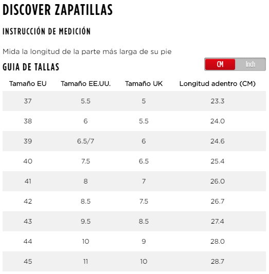 Zapatillas discover Slide Sandal ng