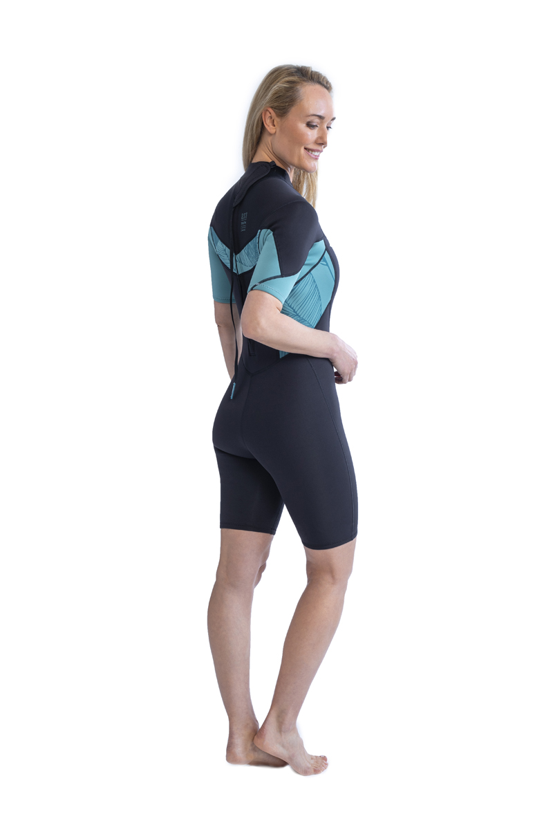 JOBE SOFIA SHORTY 3/2MM WETSUIT WOMEN VINTAGE TEAL