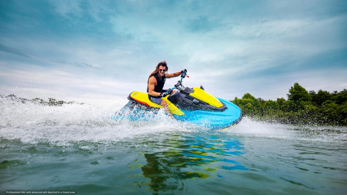 Nueva gama Yamaha WaveRunner® 2022