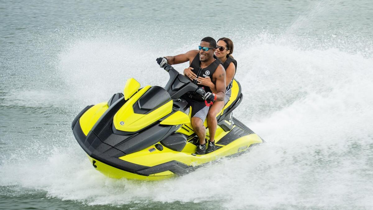 WaveRunner® 2022 - Cruising