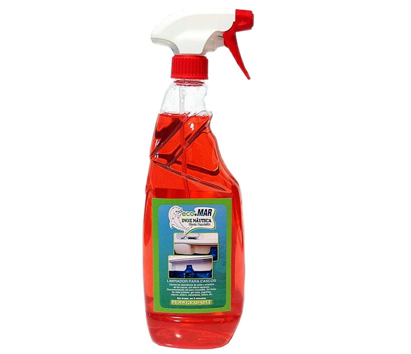 Hull and stainless steel cleaner