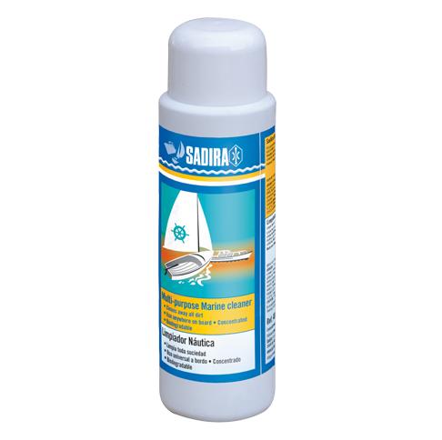 Limpiador náutica
