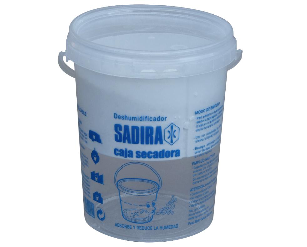 Caja secadora deshumificadora